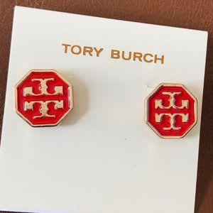 Tory Burch Red Earrings